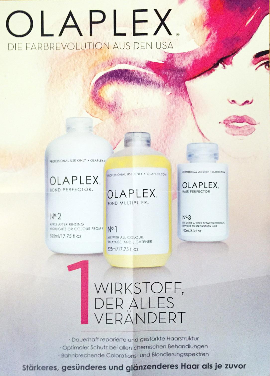 Olaplex – endlich gesünder Haarefärben
