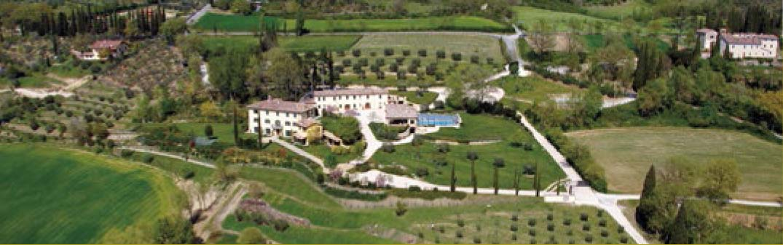 Villa Lodola Luftbild