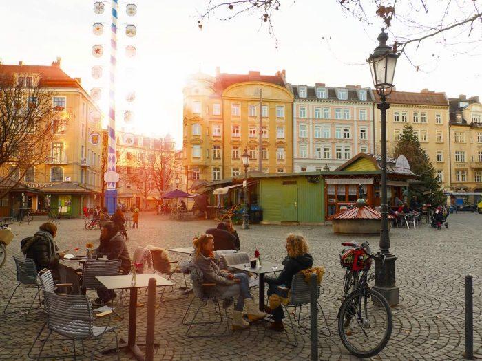 Von Bogenhausen nach Haidhausen: Friseure zwischen den Welten