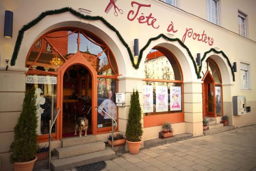 A Salon like in Paris - at the centre of Munich