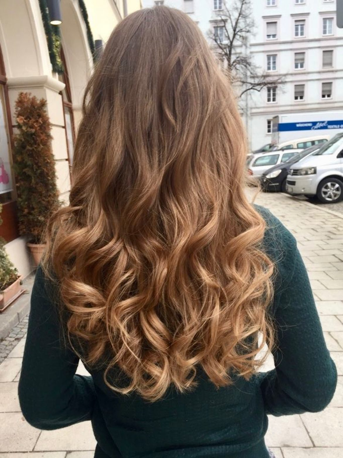 Ombre & Balayage Look in München